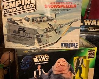 Awesome model by mpc- Empire Strikes Back; Snowspeeder