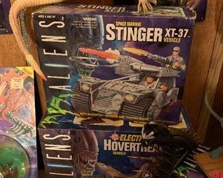 Aliens Stinger XT-37 and more