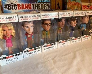 Big Bang Theory Wobblers