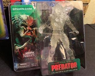 Spawn Figurine- Stealth Predator