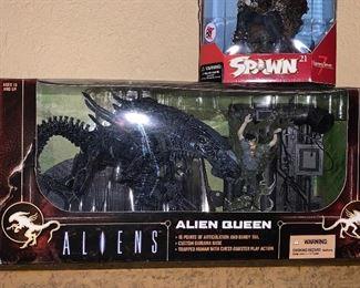 Aliens- Alien Queen Figure
