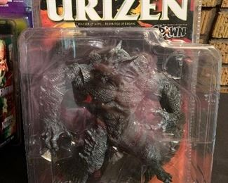 Spawn figurine- Urizen- new in package