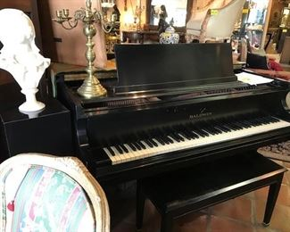 Baldwin grand piano. Was 12,000. Now 65% OFF   4200.