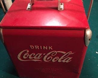 Rare 6-pack Coca Cola cooler