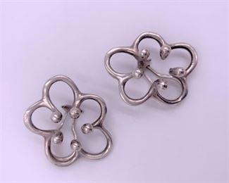 Angela Cummings vintage earrings