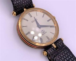 Vintage Gucci watch.