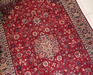Nice entry rug