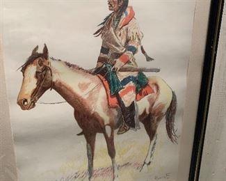 Frederick Remington prints