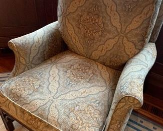 Pair of Minton-spidell chairs