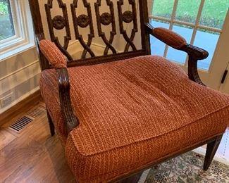 Hamilton Veneziano chair
