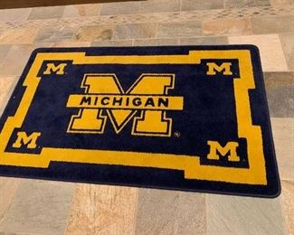 Lots of Michigan and Wolverines items.