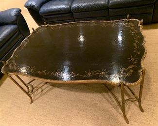 Dennis & Leen coffee table.