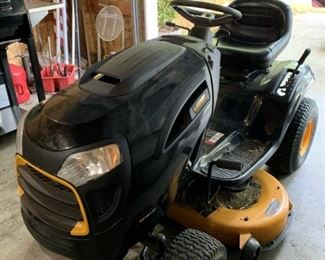"Paulan Pro Riding mower in working condition aprox. 2 years old 42"" deck"