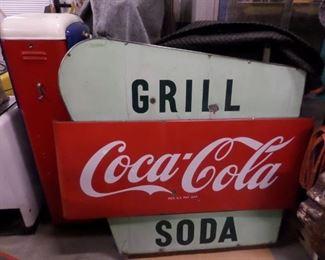 Original Diner sign