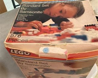 Vintage LEGO's