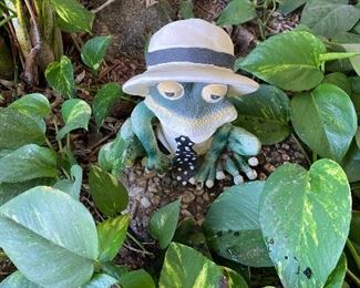 Garden art. Other pieces not pictured here