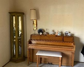 Piano- Hobart M. Cable