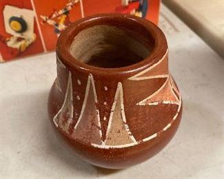 Vintage Navaho pot