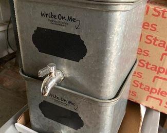 Drink dispensers