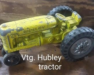 Vintage Hubley Tractor