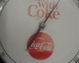 Things go Better with Coke Thermometer
