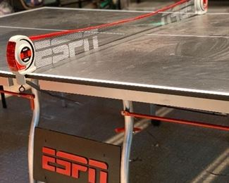 ESPN PING PONG TABLE