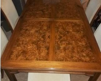 Hickory Manufacturing Company Dining Room Table