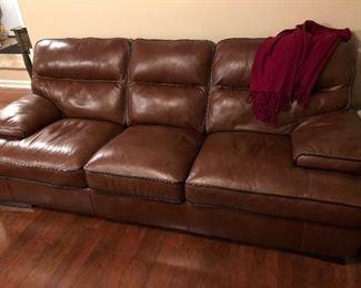 """Cody ""leather sofa"