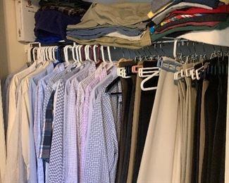 EXTRA NICE MEN'S CLOTHING SIZE 36