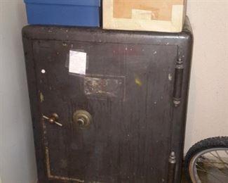 Antique safe