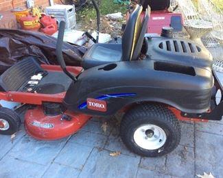 Toro zero turn Timesaver riding mower