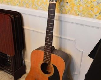 12 String Guitar DMC Model F-99 Made in Japan