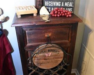 Accent Wine Cabinet