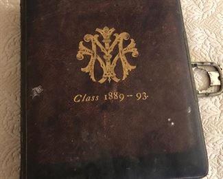 1893 VMI Annual
