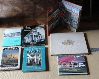 Louisiana themed books