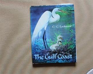 Autographed the Gulf Coast, C. C. Lockwood