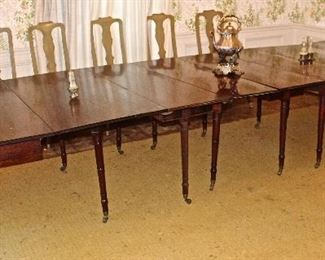 AMAZING Sheraton Boston four piece banquet table