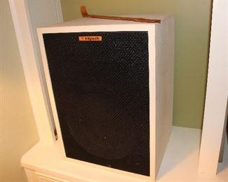 Pair Klipsch speakers