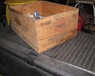 Dynamite Crate
