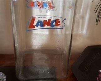 Old Lance Jar
