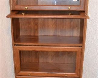 LAWYER'S STYLE BOOKCASE