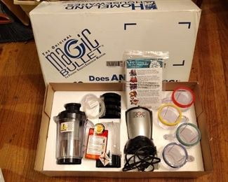 Magic Bullet Box set