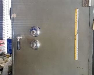 Diebold steel safe