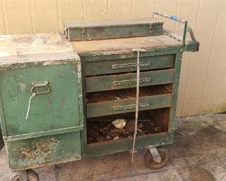 Kennedy tool cart