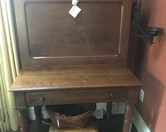 1800's Antique Charleston Desk out of Riley Home