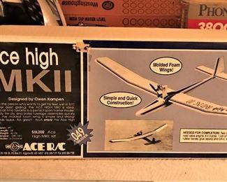 ACE High MKII RC plane kit