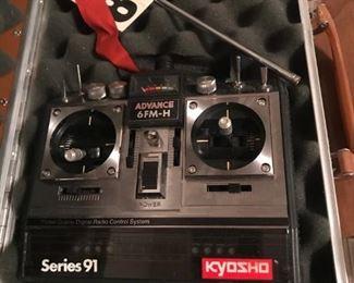 Kyosho Series 91 Radio Control system