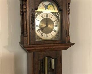 Emperor grandfather clock German