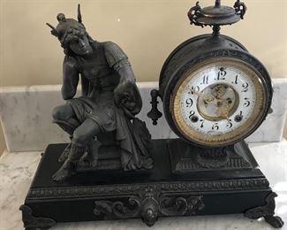 19th century Ansonia clock