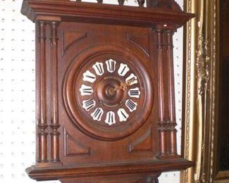 Orgevel French regulator wall clock